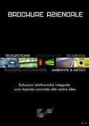 Brochure Aziendale | Stampabile - Teckna S.r.l.