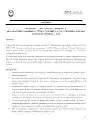 Guida alla compilazione allegato G ed F di CB REV 01-05 ... - ESA srl