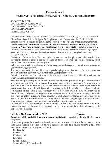 3 free magazines from terralbagenova gov it - Il giardino segreto pdf ...