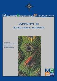 Marine Program Appunti di ecologia marina - Il Saturatore