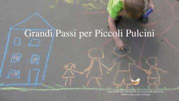 Grandi Passi per Piccoli Pulcini - Piccoli Passi Prematuri
