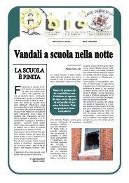 ultimo oblo 1-2-5-6 - Liceo Scientifico Linguistico Innocenzo XII