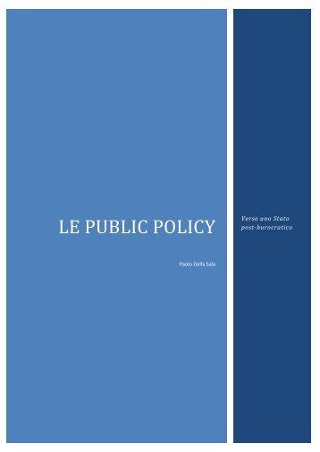 Testo integrale in formato PDF - Fondazione Magna Carta