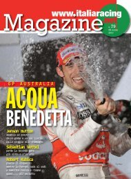 Jenson Button Sebastian Vettel Robert Kubica GP A ... - Italiaracing