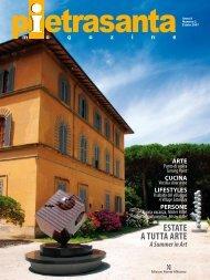 Pietrasanta Magazine_2007.indd - Studio Sem