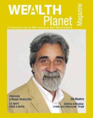 Wealth Planet rivista 4 2011 - Wealthplanet.it
