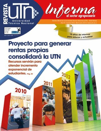 Revista 64 - Universidad Técnica Nacional