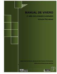 MANUAL DE VIVERO - Escuela Agrotécnica Salesiana Don Bosco