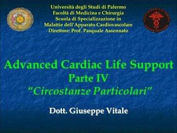 Diapositiva 1 - Università di Palermo