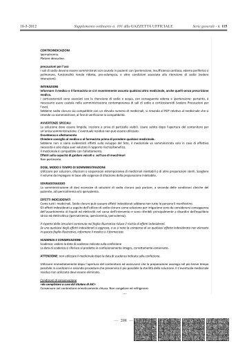 n. 115 - Gazzette.info