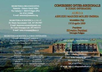CONGRESSO INTER-REGIONALE AURO.it