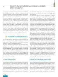 diabete: innovazione, accesso alle cure e sostenibilità - CARE Online