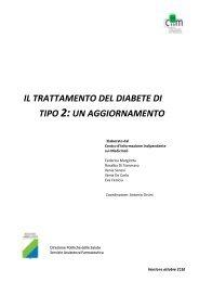 IL TRATTAMENTO DEL DIABETE DI TIPO 2:UN ... - Farmaci Abruzzo