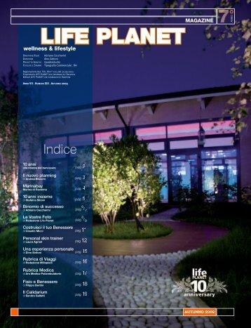 Leggi Magazine - Life Planet