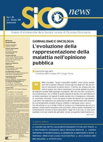 SICO News Dicembre 2009 Download