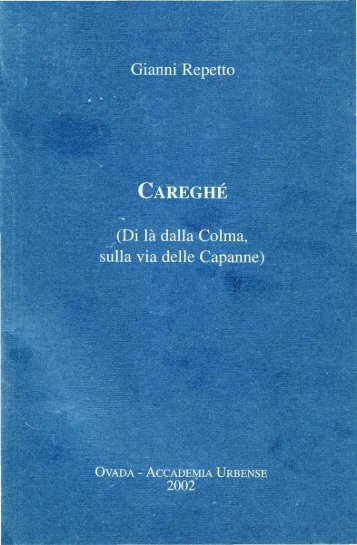 careghé - Archivio Storico