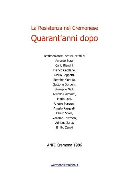 Il Testo In Formato Pdf Anpi Cremona
