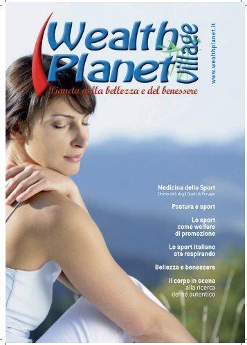 Medicina dello Sport Postura e sport Lo sport come ... - Wealthplanet.it