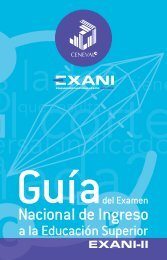 Guía EXANI-II 18a. ed. - Universidad Autónoma de Baja California
