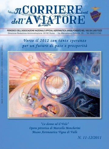 Il Corriere dell'Aviatore 11-12/2011