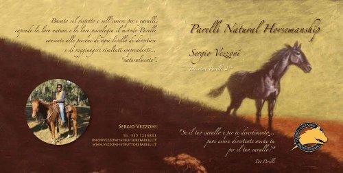 Sergio Vezzoni - Vezzoni - Istruttoreparelli.it