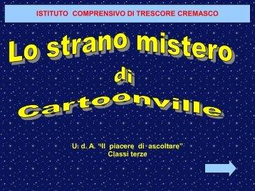 Cartoonville - Istituto Comprensivo di Trescore Cremasco
