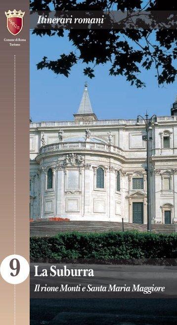 Scarica la guida (.pdf 2,42MB) - Turismo Roma