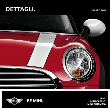 catalogo modelli mini