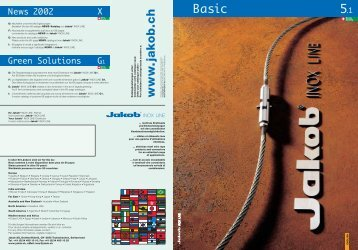 Basic pdf - Jakob Inox Line