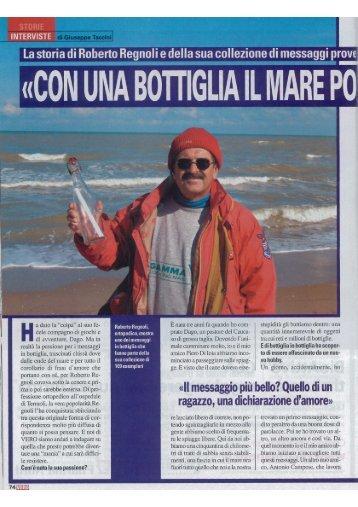 Vero - Roberto Regnoli