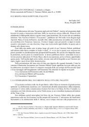 Eucarestia negli scritti di san Vincenzo Pallotti, Jan Kupka, SAC