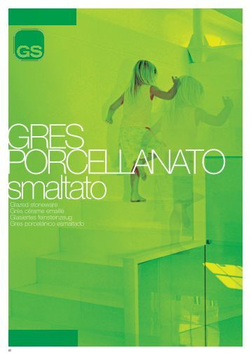 GRES PORCELLANATO smaltato
