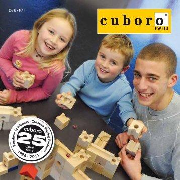 D / E / F / I - Cuboro, CH
