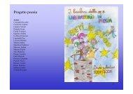 Progetto poesia - scuola elementare istituto comprensivo R. PEZZANI