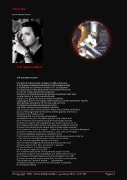 Canzoni Inedite - Search song - Cerca - canzoni.com