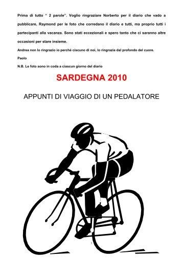 SARDEGNA 2010 - Repetto Gian Paolo