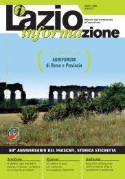 Stampa CopertinaDEF–LI-10-07 - Regione Lazio