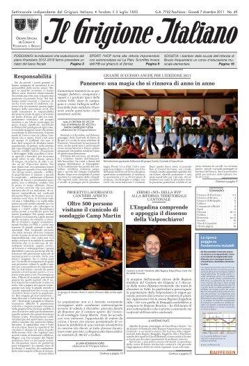 grigione 49 - IlGrigioneItaliano.ch