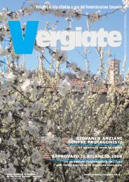 Cover 3_2004 (Page 5) - Comune di Vergiate