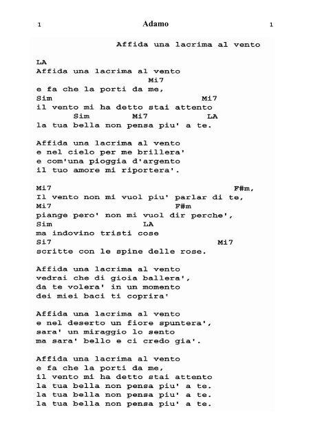 ALMENO TU NELL'UNIVERSO Accordi 100% Corretti -Elisa