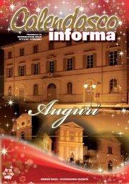 Calendasco Informa dicembre 2010 - Comune di Calendasco