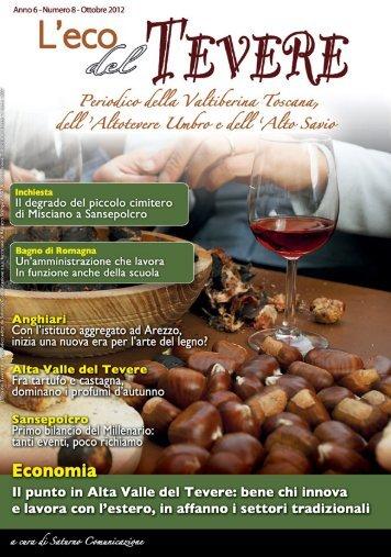 Ottobre 2012 - Scarica l'edizione in PDF - Saturno Notizie