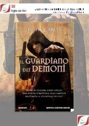 il guardiano dei demoni - 10 righe dai libri