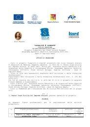 Bando di reclutamento esperti e tutor ITARD - Liceo Ginnasio