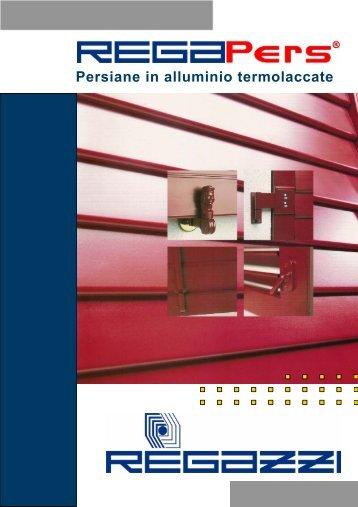Prospetto - 315 kb - Regazzi