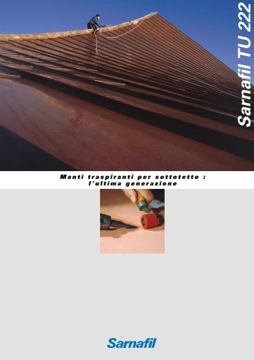 Brochure Sarnafil TU 222 (pdf)