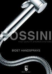 Bidet handsprays - P90.bg
