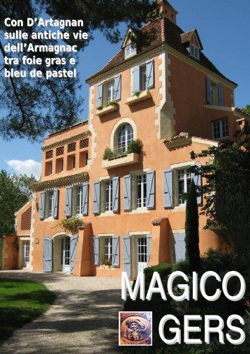 magico gers (pdf 9.8 mb) - Geacoopsociale.Eu