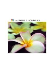 Randevú mauritius rose-hill