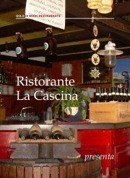 Ristorante La Cascina Ristorante La Cascina - Golden Book Hotels
